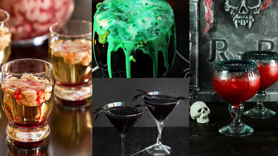 14 Creepy Cocktails You Have To Make This Halloween