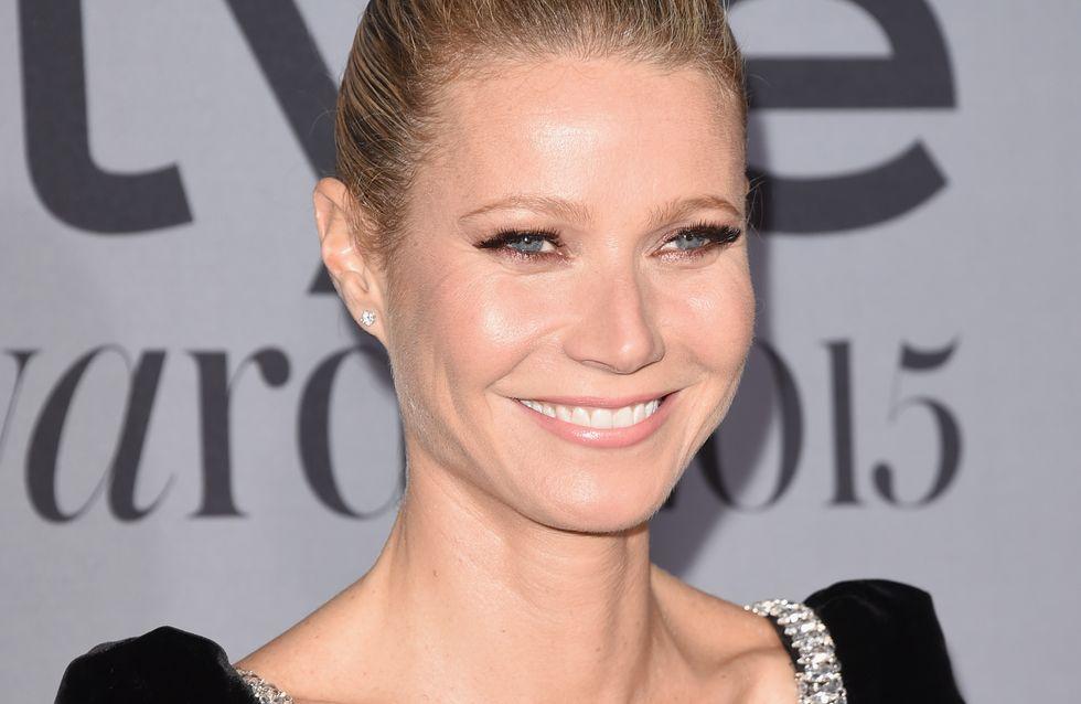 Gwyneth Paltrow en décolleté XXL sur le tapis rouge (Photos)