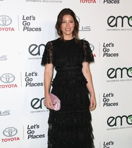 Le come-back mode post-grossesse de Jessica Biel