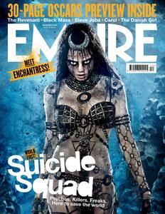 Cara Delevingne en couverture d'Empire