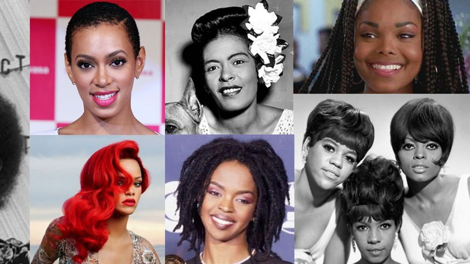 17 Influential Ladies Who Redefined Hair Trends For Women Of Colour