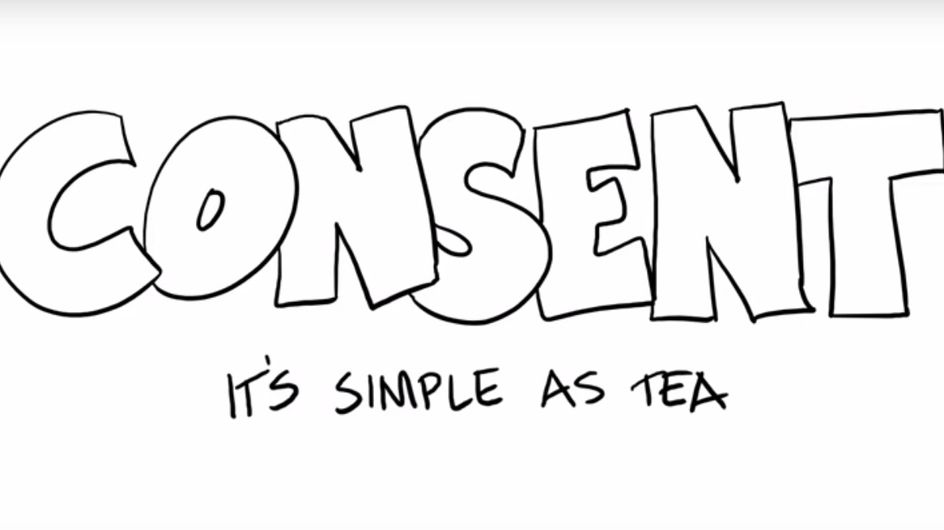 Police Launch New Sexual Consent Campaign Using A Cup Of Tea...