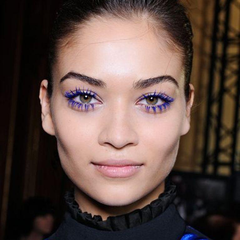 Colore capelli per occhi blu