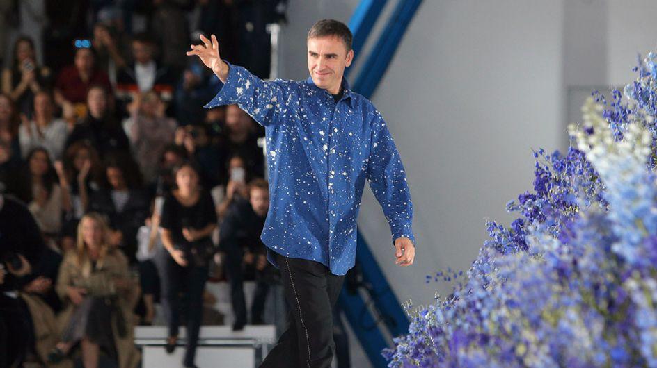Raf Simons se despide de Dior y nos deja 32 looks inolvidables