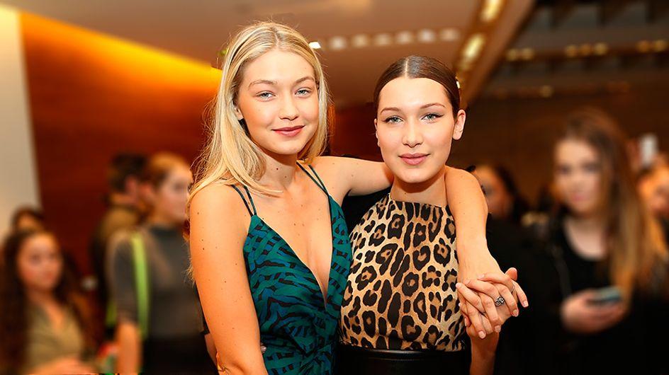 18 vezes em que Gigi e Bella Hadid foram as irmãs mais fofas do showbiz