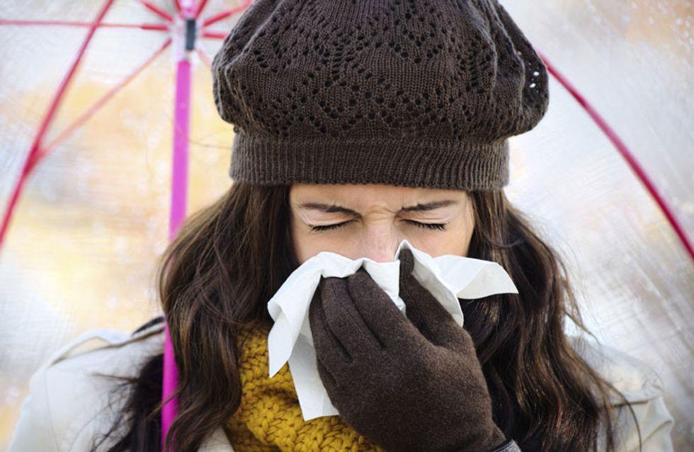 So bleibst du gesund! Diese 10 Dinge rund um eine Erkältung sollte jeder wissen