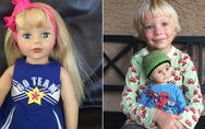 Als ihr Sohn sich eine Puppe wünscht, die aussieht wie er, reagiert diese Mutter