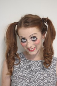 Easy Halloween Make up Looks