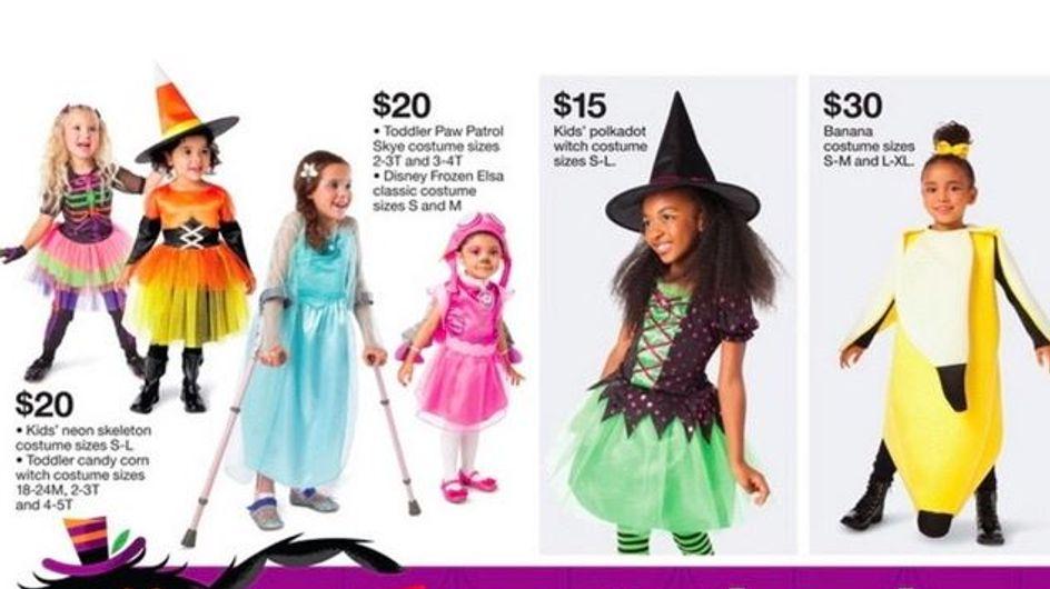 Les supermarchés Target incluent une fillette handicapée dans une publicité (Photo)