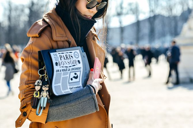 Come abbinare le statement bags