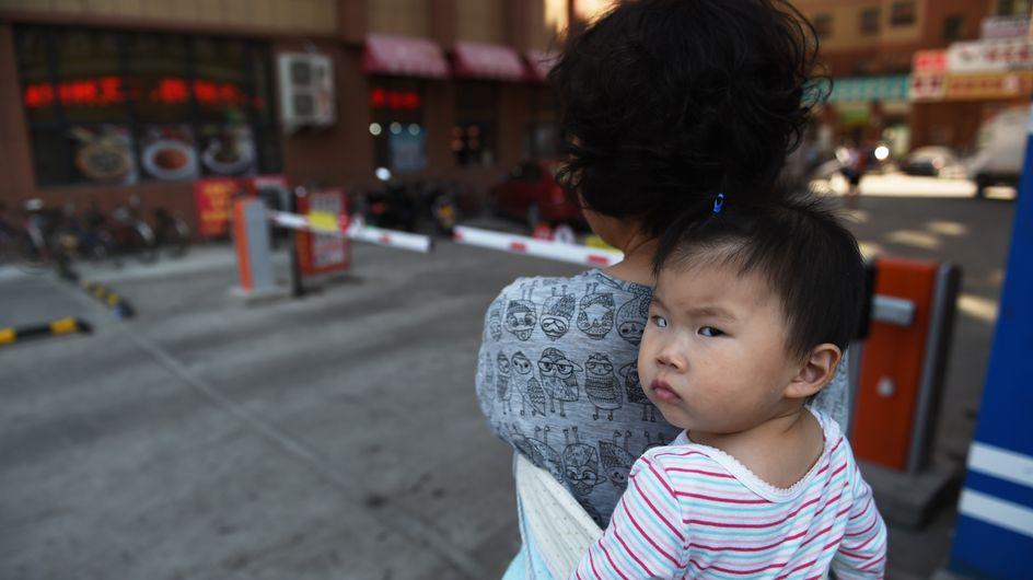 Fin de la politique de l'enfant unique en Chine