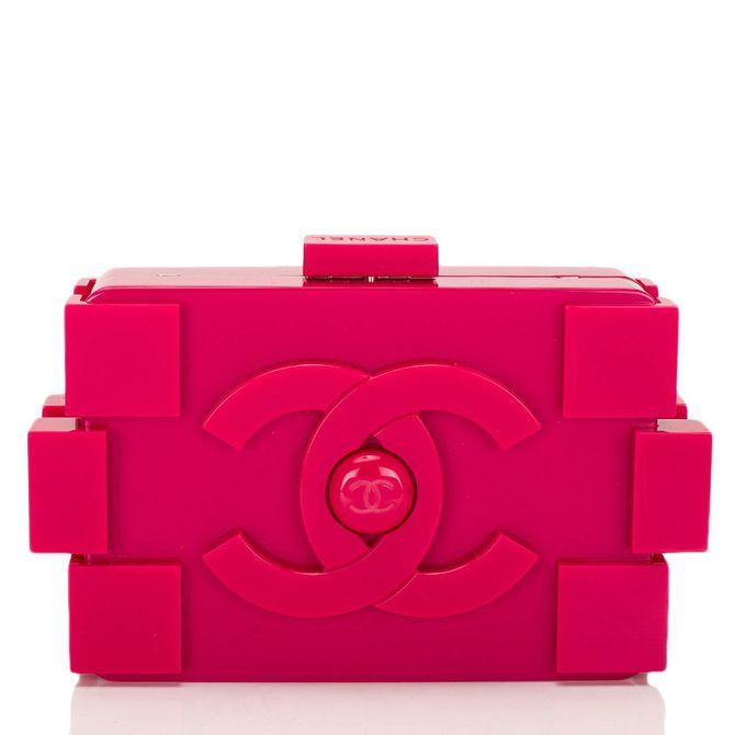 Borsa Lego Chanel