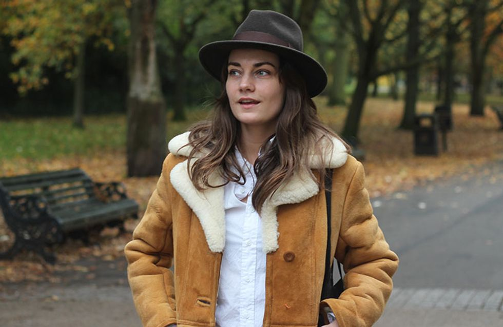 Get Autumn Obsessed With These Seasonal Street Style Outfits