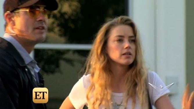 Amber Heard piégée par Johnny Depp pour une émission de télé
