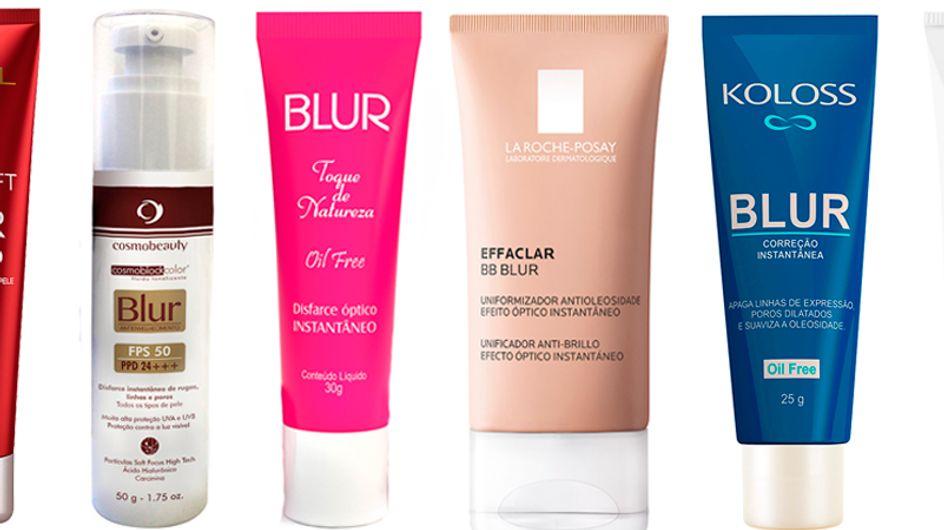 Photoshop da vida real: conheça os cosméticos com efeito blur