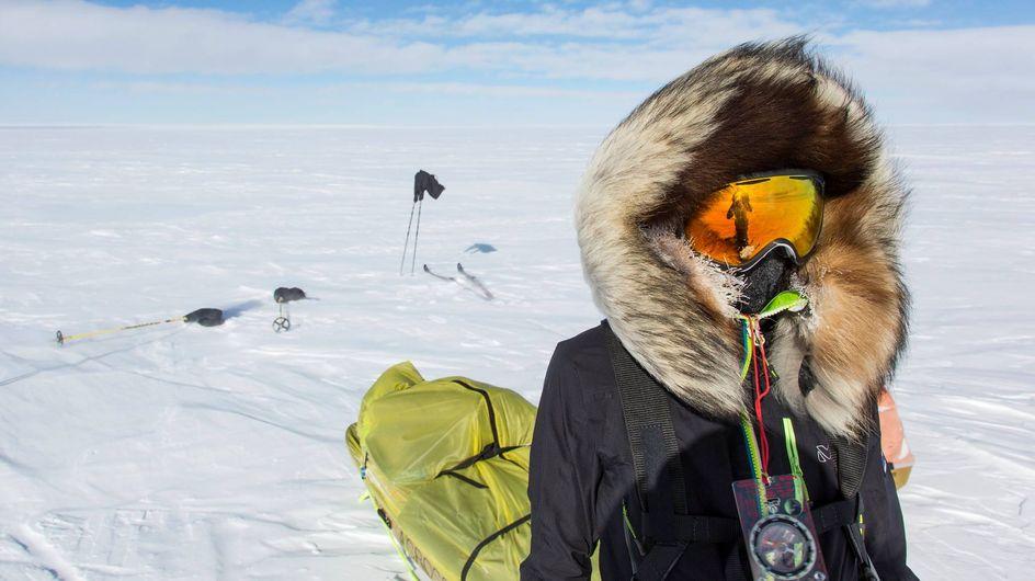 Revivez l'incroyable expérience de Stéphanie Gicquel en l'Antarctique