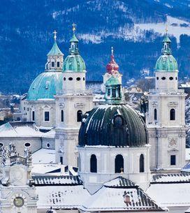 Lugares donde nieva: las 50 ciudades cubiertas de nieve más bonitas del mundo