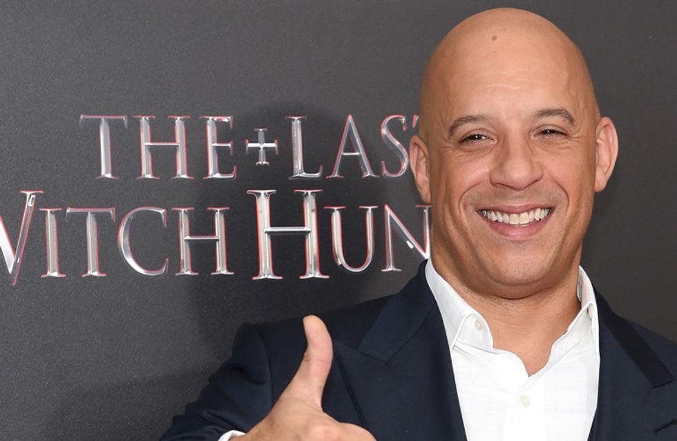 El hombre de la semana es... ¡Vin Diesel!