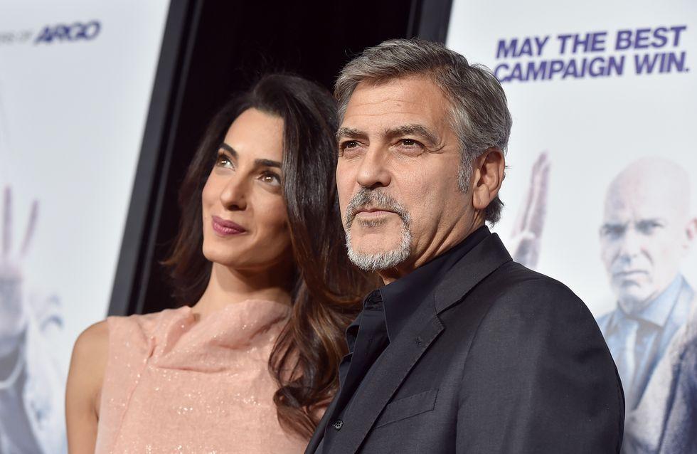 George et Amal Clooney adoptent (Photo)