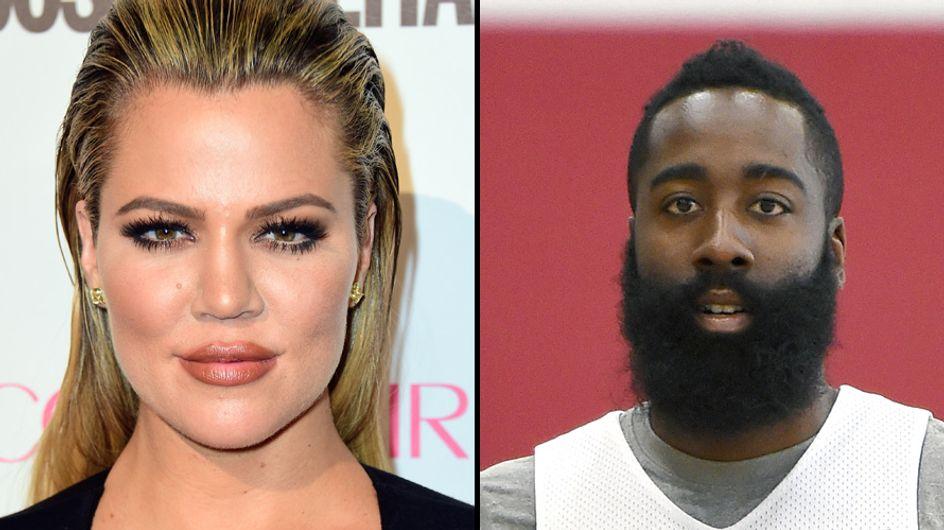 Khloé Kardashian toujours en couple avec James Harden