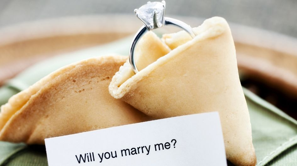 Hochzeitsfieber? 10 todsichere Anzeichen, dass er dir bald die Frage aller Fragen stellt