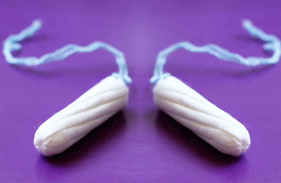 15 Reasons Tampons Are So Effing Luxurious