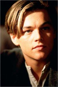 Leonardo DiCaprio dans Titanic