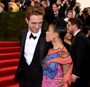 Robert Pattinson et FKA Twigs