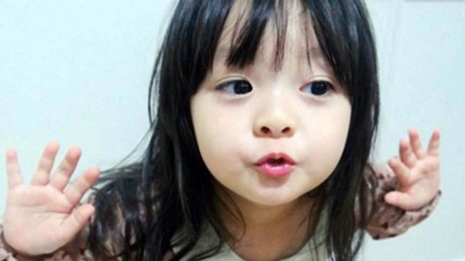 A 3 ans, cette petite fille est une star sur Instagram (Photos)