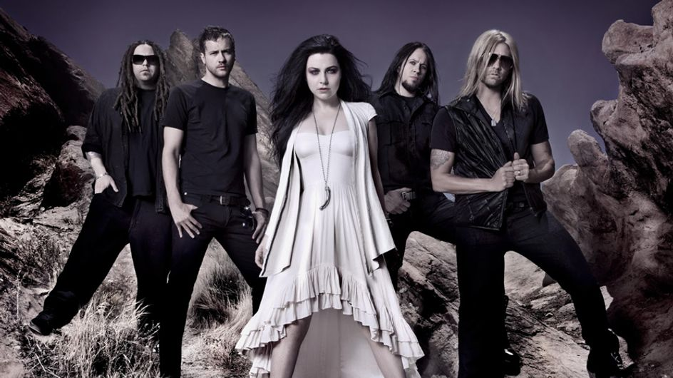 Evanescence Is Going Back On Tour And The Emo Tween In Us Is So Ready