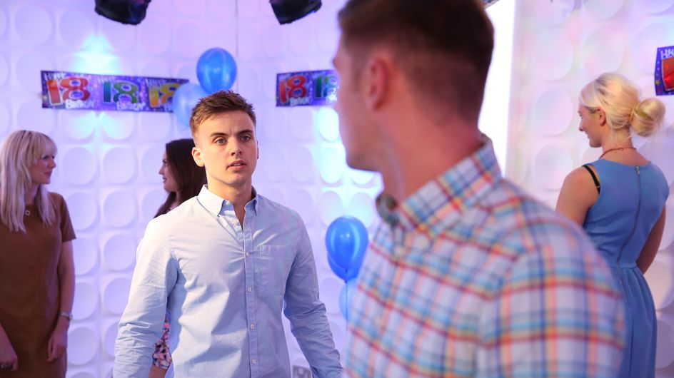 Hollyoaks 12/11 - Ben tells Jason that they need to examine the bodies