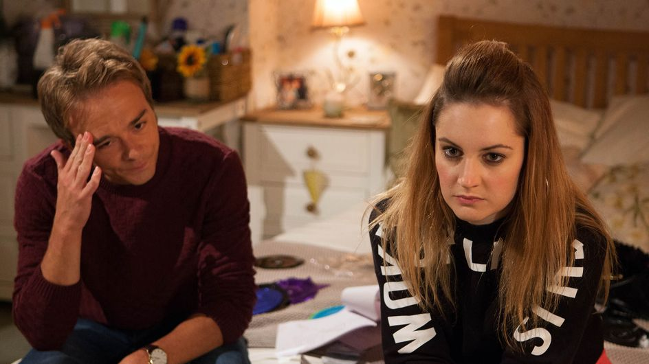 Coronation Street 09/11 - The garage party takes an unexpected turn
