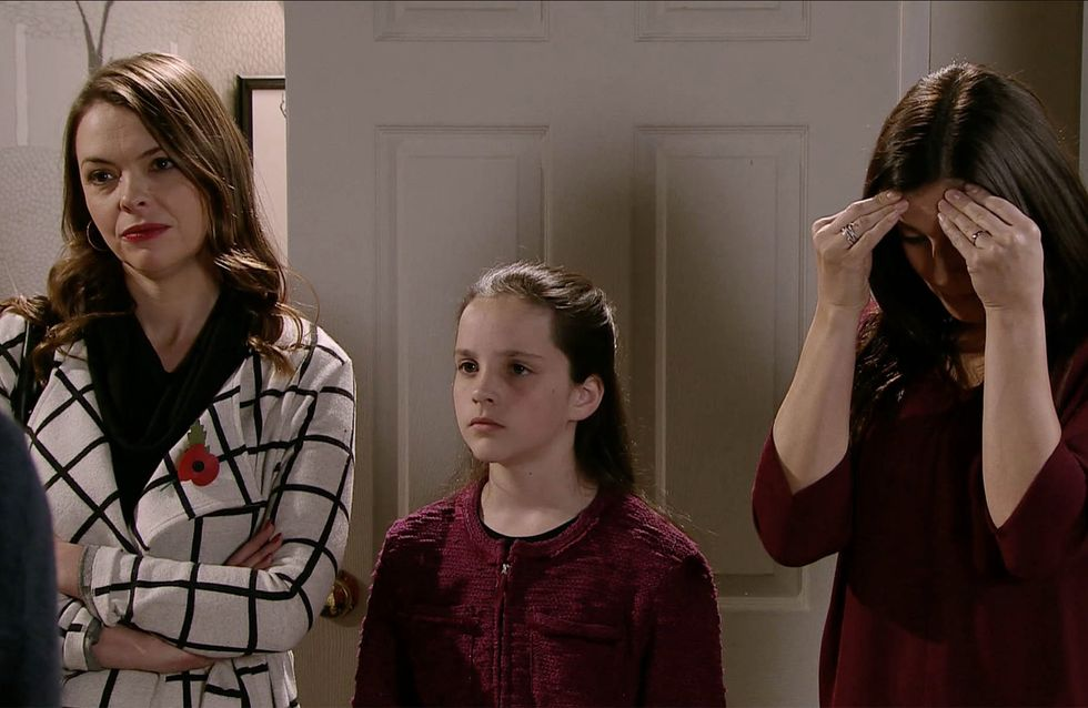 Coronation Street 13/11 - Liz makes Tony an offer he can't refuse