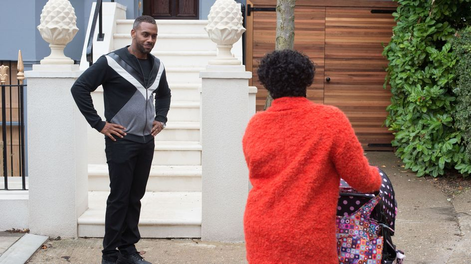 EastEnders 09/11 - Ronnie pushes forward with her plan to win Dean over