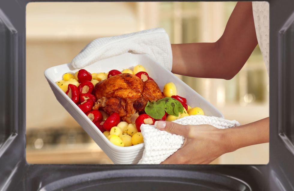 Cosa si può fare con un forno a microonde?