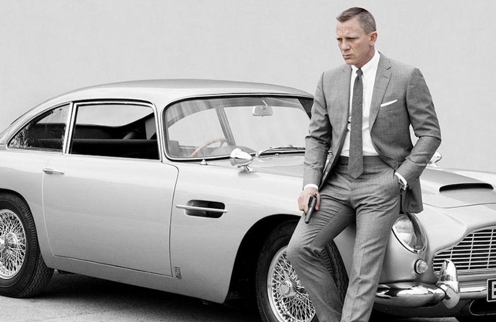 Test: ¿cuál sería tu James Bond ideal?