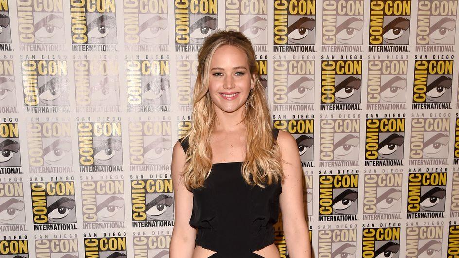 Jennifer Lawrence change de tête (Photos)