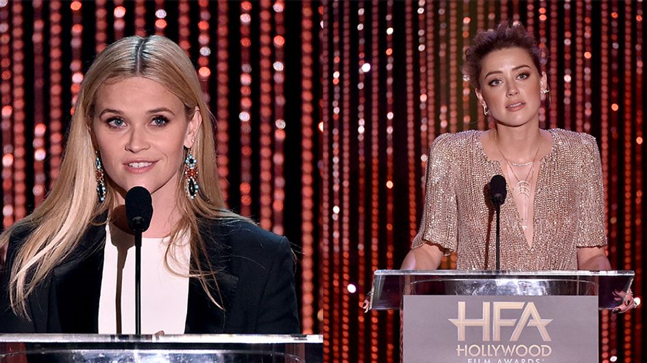 Amber Heard VS Reese Witherspoon : Qui était la mieux lookée ?