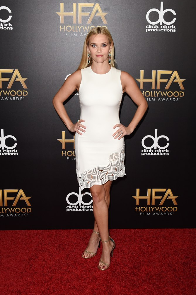 Reese Witherspoon sur le red carpet