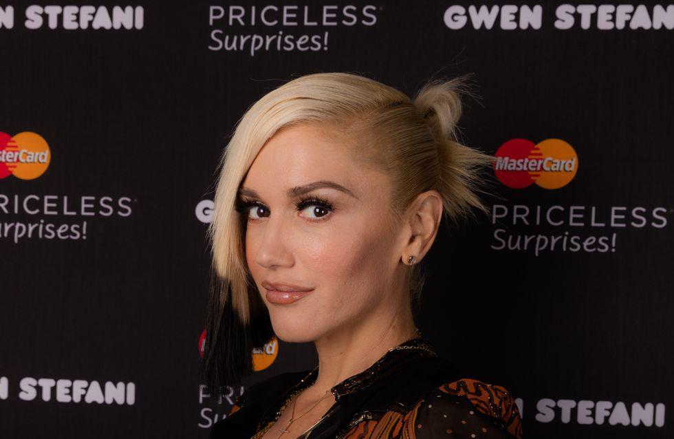Gwen Stefani se confie sur son divorce