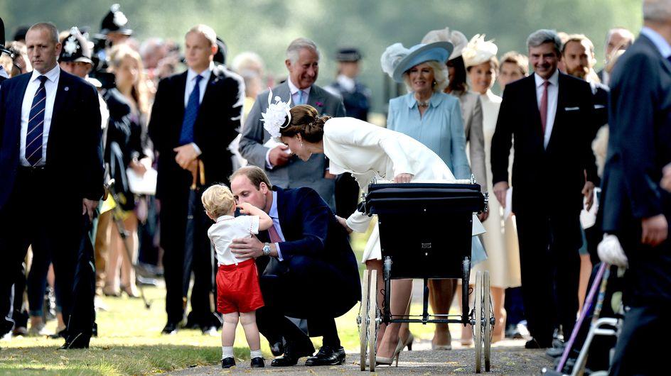 Sécurité renforcée pour Kate Middleton et le prince William