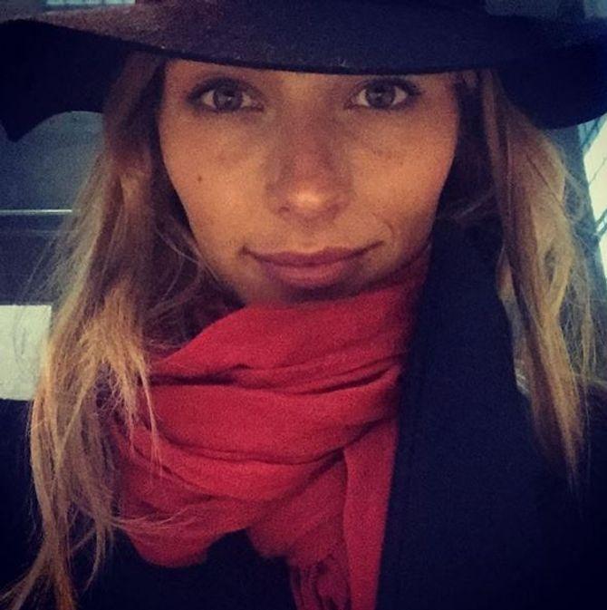 Camille Cerf au naturel