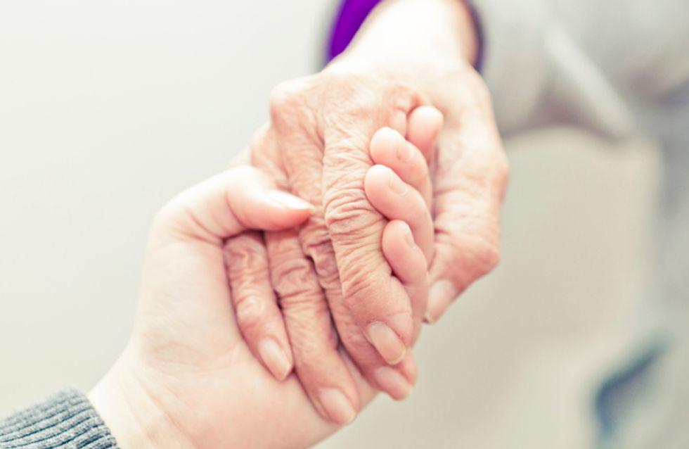 [Vídeo] Descubre la emocionante historia de esta anciana que vive sola