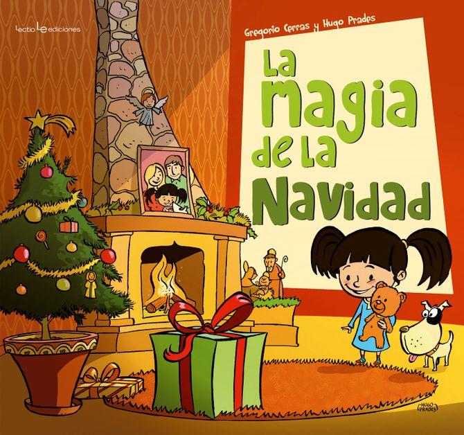La magia de la Navidad (5,90€)
