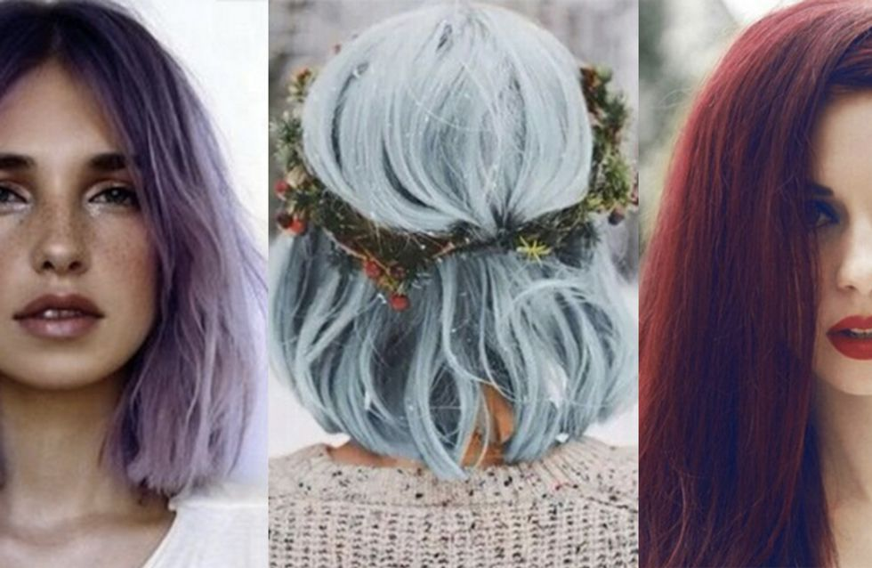 30 Enchanting Hair Hues You Need To Try This Winter