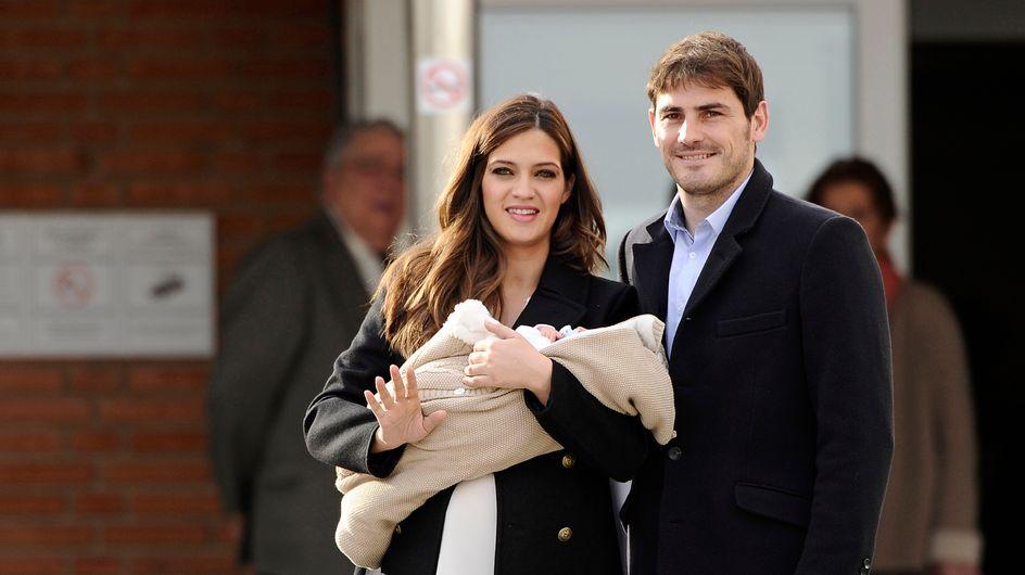 Sara Carbonero, embarazada de su segundo hijo