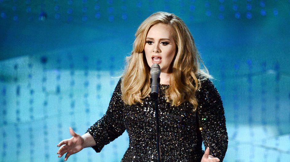 Adele sans maquillage en couverture de Rolling Stone (Photo)