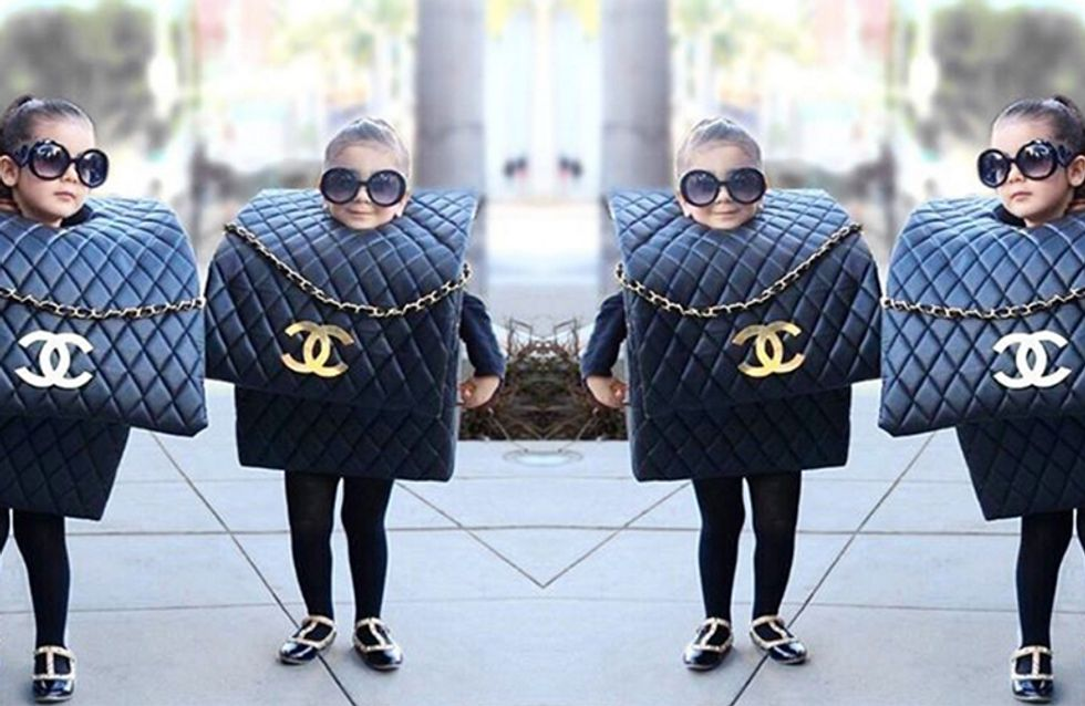 These 4-year-old Twins Are More Fashionable Than We Could Ever Hope To Be