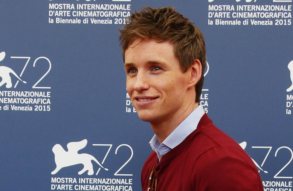 The First Image Of Eddie Redmayne In 'Fantastic Beasts And Where To Find Them' Is Here And He Looks Perfect
