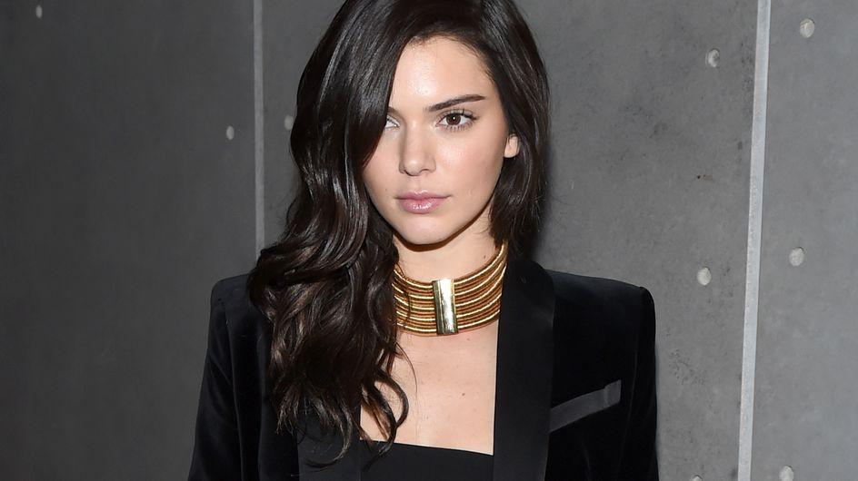 Kendall Jenner se dénude pour remercier ses fans (Photo)